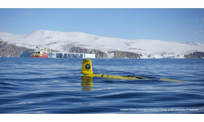 Photo: Teledyne Webb Research