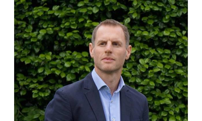 Ross Stevens (Photo: Fugro Geoservices)