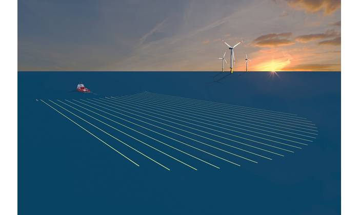 Sercel and Kappa Offshore Solutions offer PIKSEL, a compact marine seismic solution specially designed for acquiring the best seismic data for high-resolution 3D imaging of targeted offshore areas. Image: Sercel