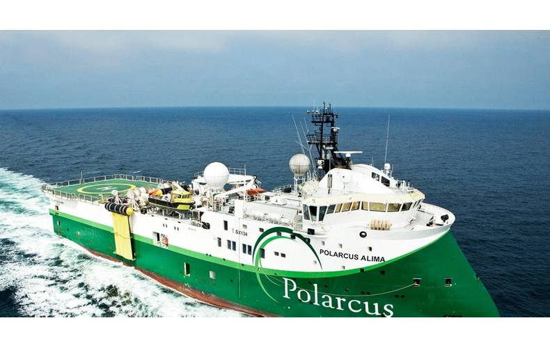 Polarcus Alima. Photo by Polarcus DMCC