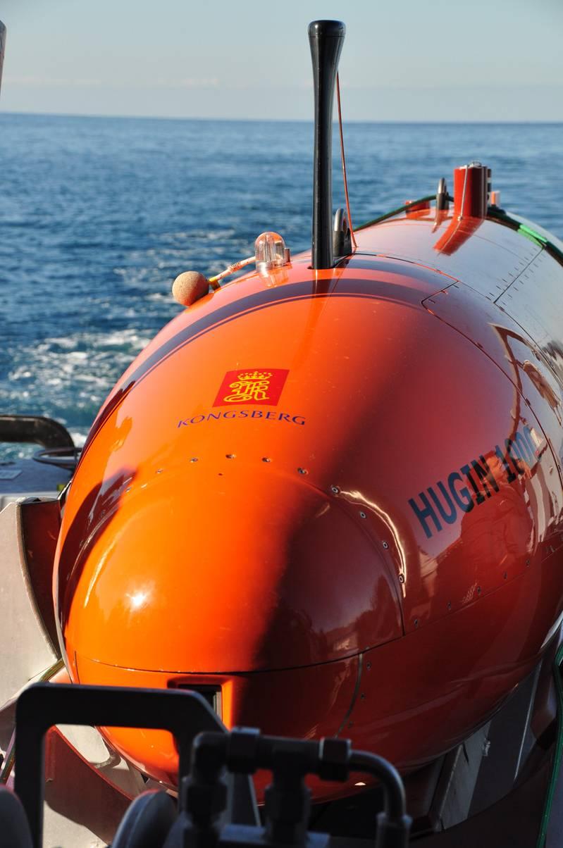 Mtr100 Kongsberg Maritime