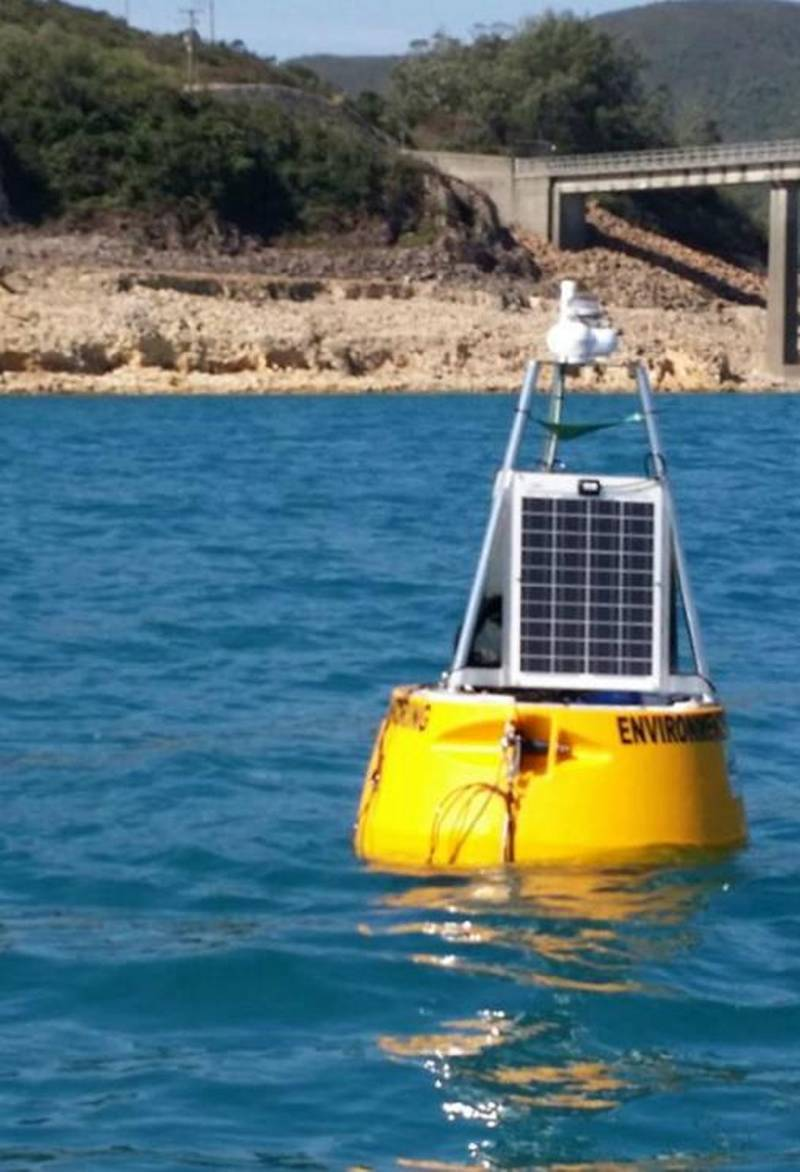osil buoy to monitor hong kong 39 s largest reservoir. Black Bedroom Furniture Sets. Home Design Ideas