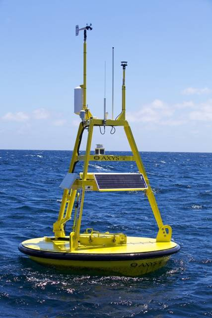Msi Orders Axys Buoy For Oil Field Development