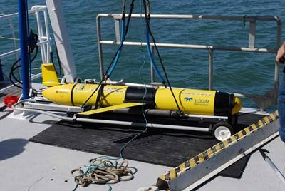 Oil Spill Detection Remote Sensing Equipment Tested