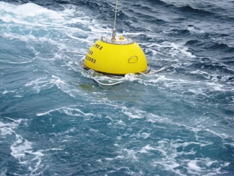 New Program Funds Open Sea Testing For Ocean Energy