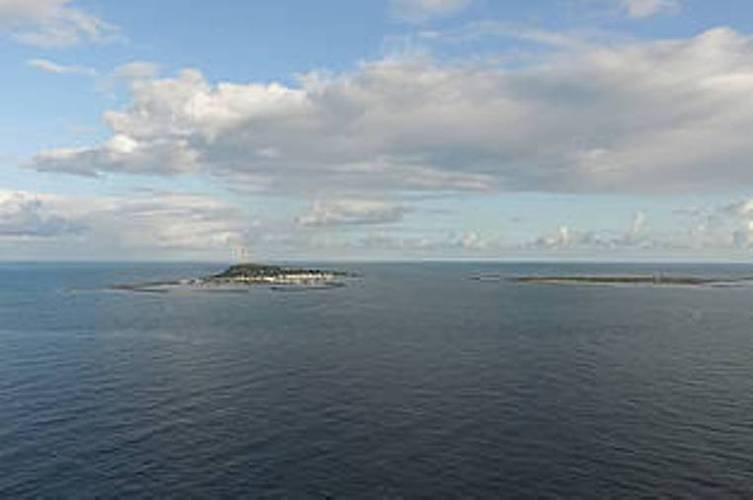 Aerial Helgoland island (Photo Alfred-Wegener-Institut  Marc Petrikowski)