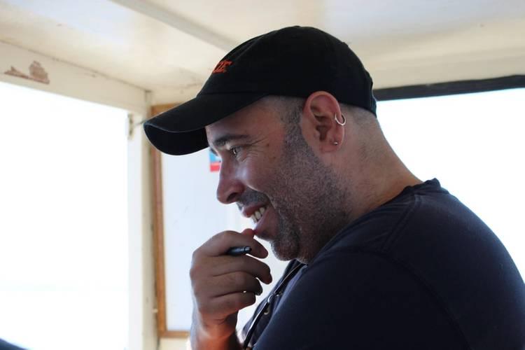 Andy Goldstein, VP Engineering, VideoRay (Photo: Greensea)