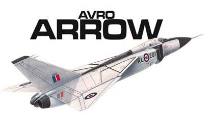 Artist rendition of Avro Arrow (Image: Kraken)