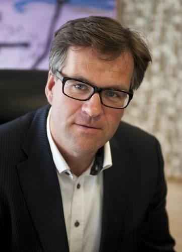 Bandak CEO Per Gunnar Borhaug