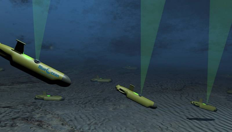 Blue Ocean Seismic Services' (BOSS) autonomous seismic nodes. Images from BOSS.