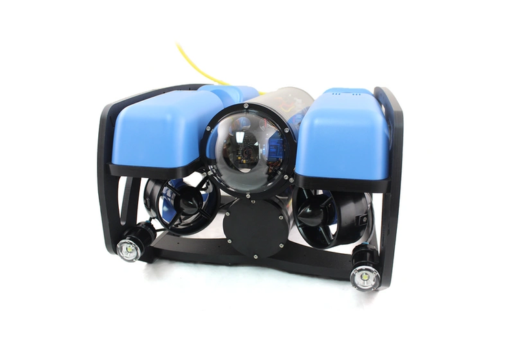 BlueROV2 (Photo: Blue Robotics)