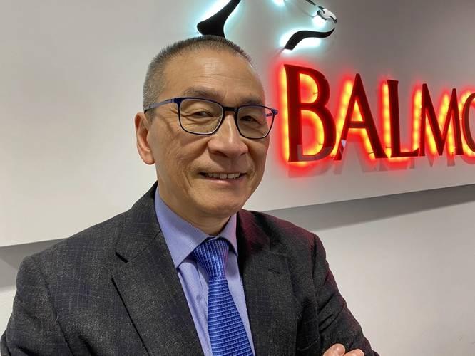 Cheong Tsang becomes the new operations director at Balmoral Tanks' Thurnscoe, South Yorkshire, facility. Photo courtesy Balmoral Tanks