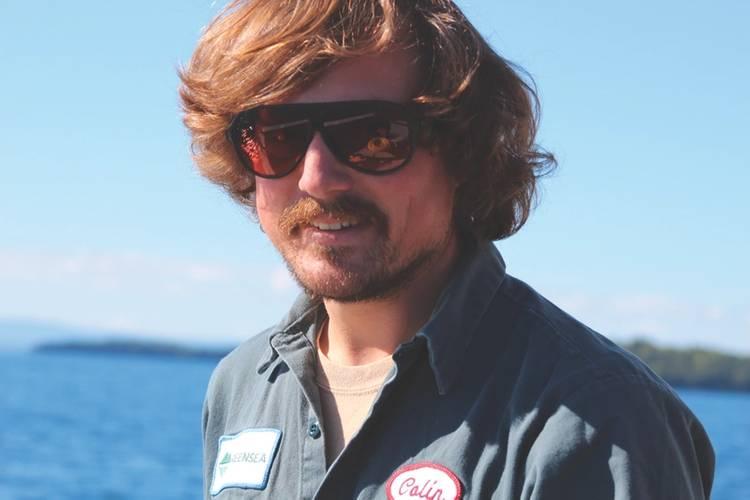 Colin Riggs (Photo: Greensea)