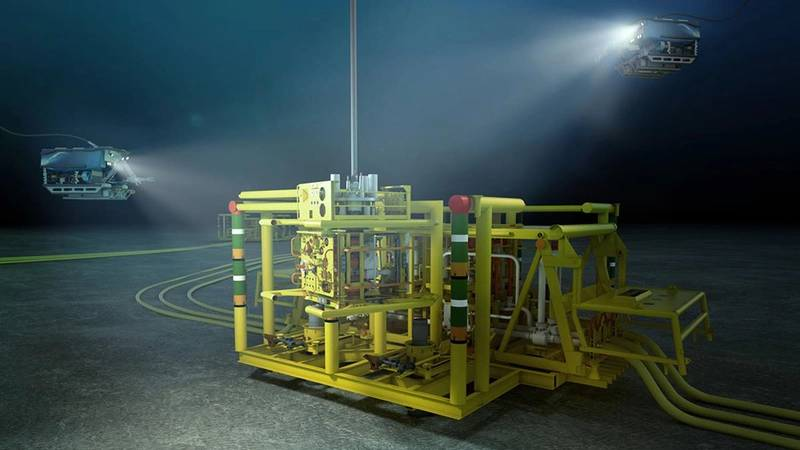 Deepwater IRM operation. Image: Aker Solutions