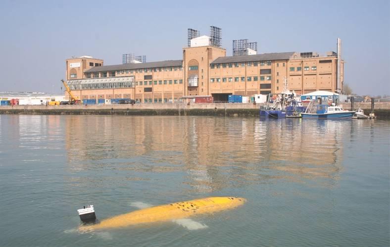 ALR Dock trials NOC Southampton (Photo: NOC)