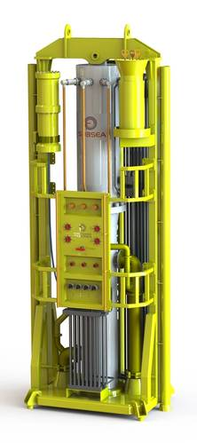 FSubsea's Omnirise ECM will cut subsea boosting costs by up to 70 percent (Image: Voith)