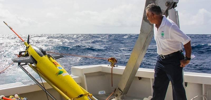 Glider data will help forecasters make better predictions this hurricane season (Photo: NOAA)