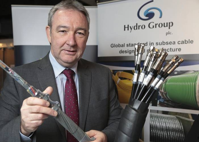 Graham Wilkie (Photo: Hydro Group)
