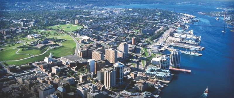 Halifax waterfront (Photo: Institute for Ocean Research Enterprise)