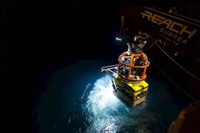 ROV Hatchet Black Sea MAP Investigative Underwater Vehicle (Credit: Martin Hartley)