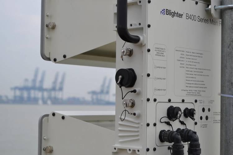 E scan radar enhanced for coastal and harbor security for Coastal burglar alarm