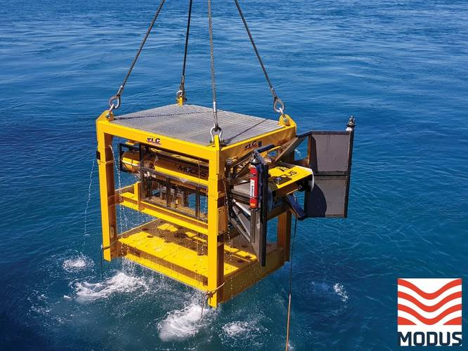 Images: Modus Seabed Intervention