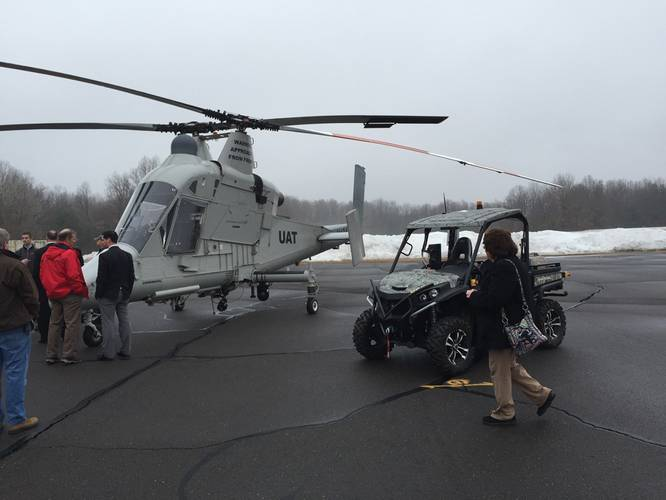 ... achieves world's first untethered, manned electric helicopter flight