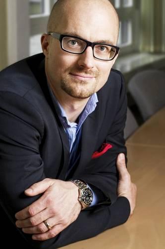 Måns Lidgren, Chief Executive Officer of Rex International Holding