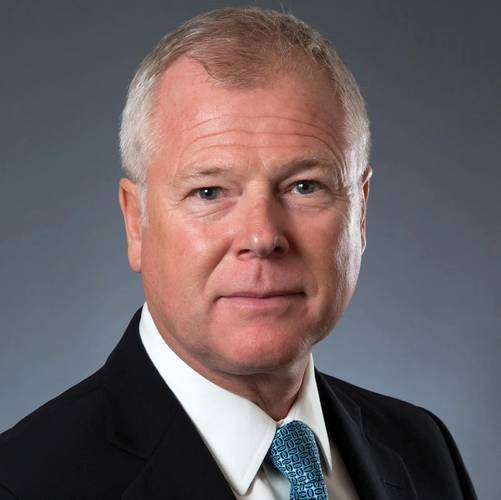 Martin McDonald, Senior Vice President, ROV Division, Oceaneering International. Courtesy of Oceaneering International