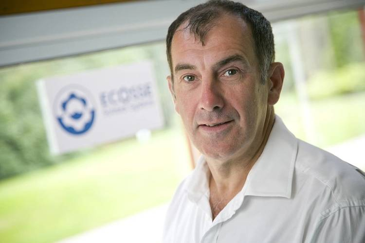 Mike Wilson, owner and managing director of Ecosse Subsea Systems Ltd.