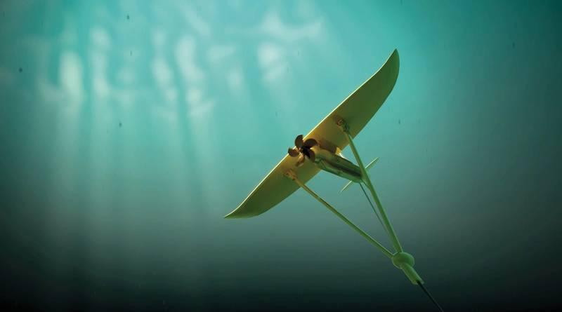 Minesto Deep Green (Photo: Xodus)