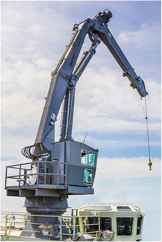(Photo: Allied Marine Crane)