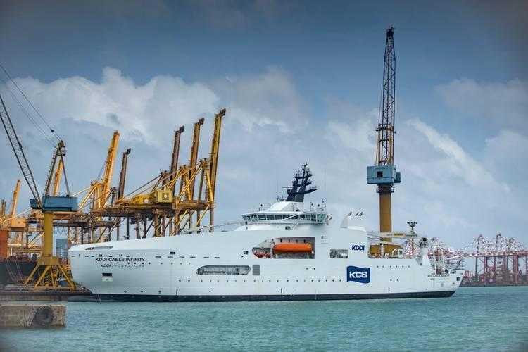 Photo: Colombo Dockyard PLC