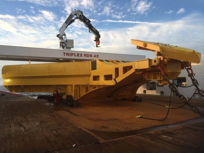 Photo courtesy of Ecosse Subsea Systems