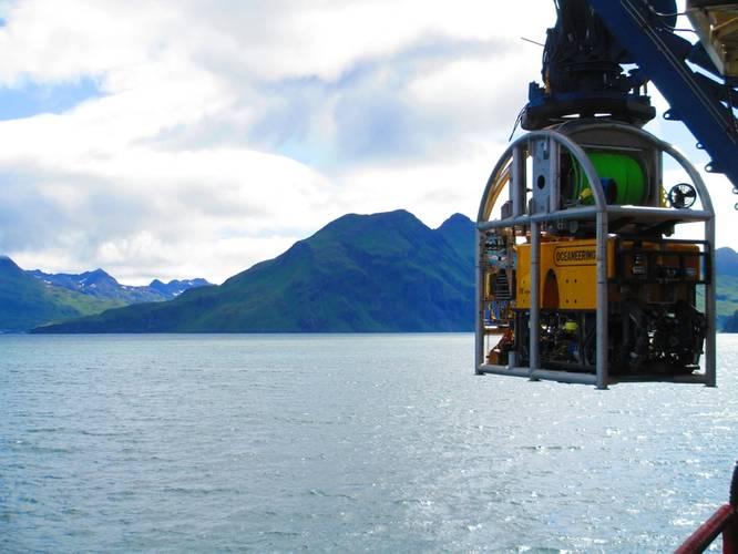 Photo courtesy Oceaneering
