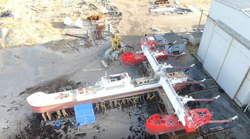 Photo Courtesy Sustainable Marine Energy