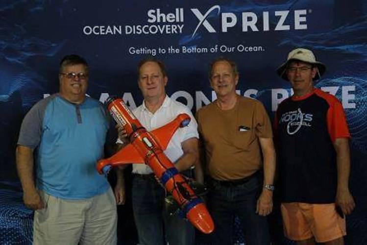 Photo courtesy Tampa Deep Sea Xplorers (TDSX)