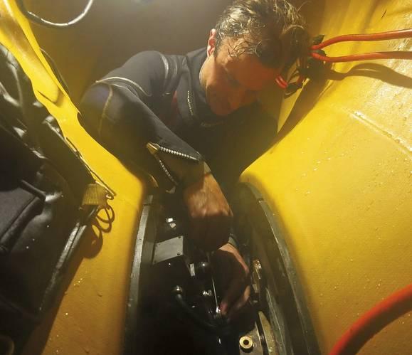 Photo: Hydrex Underwater Technology