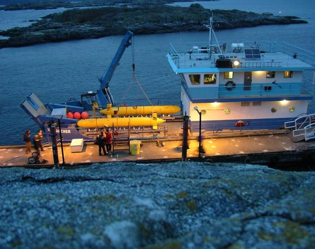Photo: International Submarine Engineering Ltd.