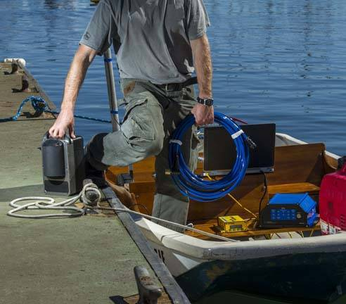 Photo: Teledyne Odom Hydrographic