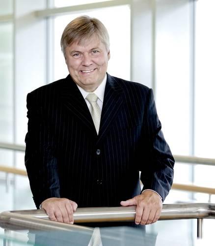 DNV GL's president and CEO, Henrik O. Madsen (Photo courtesy of DNV GL)
