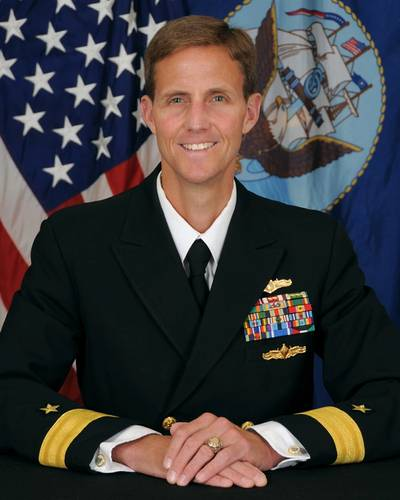 Rear Adm. Tim Gallaudet (Photo: U.S. Navy)