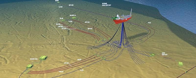 Reinersten's scope of work  in the Skarv field off Norway. (Photo courtesy of Reinersten)