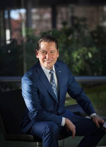 Remi Eriksen, CEO, DNV GL. (Photo: DNV GL)
