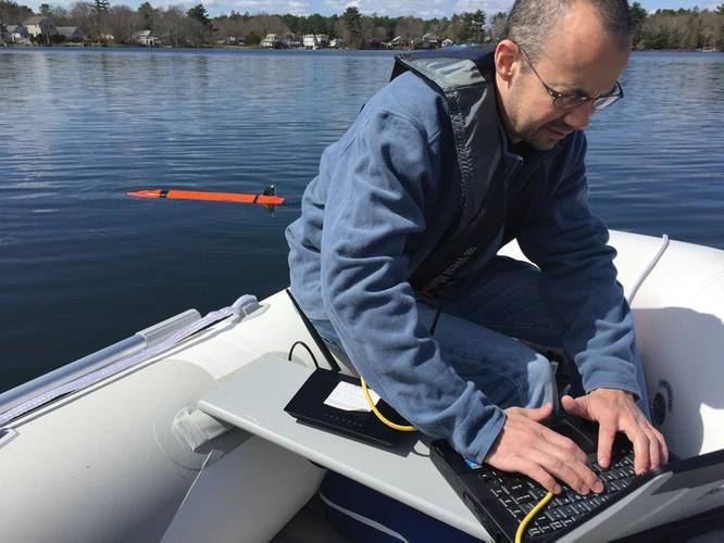 Riptide UUVs use open architectures to enable users (Courtesy Riptide)