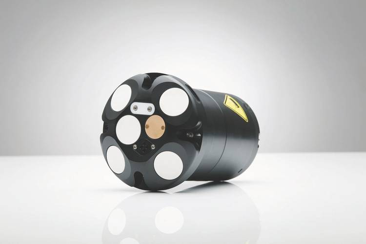 The Signature1000 is designed for unprecedented performance in high-energy turbulent environments. (Image: Nortek AS)