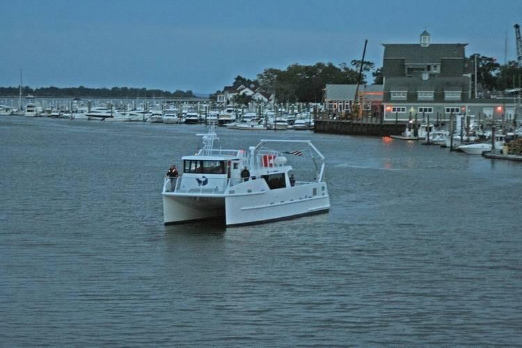 Spirit of the Sound (Photo courtesy of the Maritime Aquarium at Norwalk)