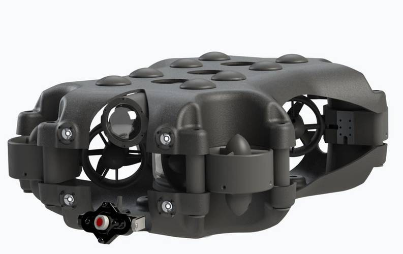 A Stinger ROV that will be used for Equinor Inspection / Image Credit: Stinger