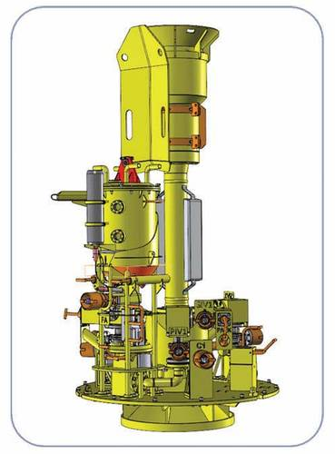 Submarine Mineral Genesis Monitoring System (Image: WFS)