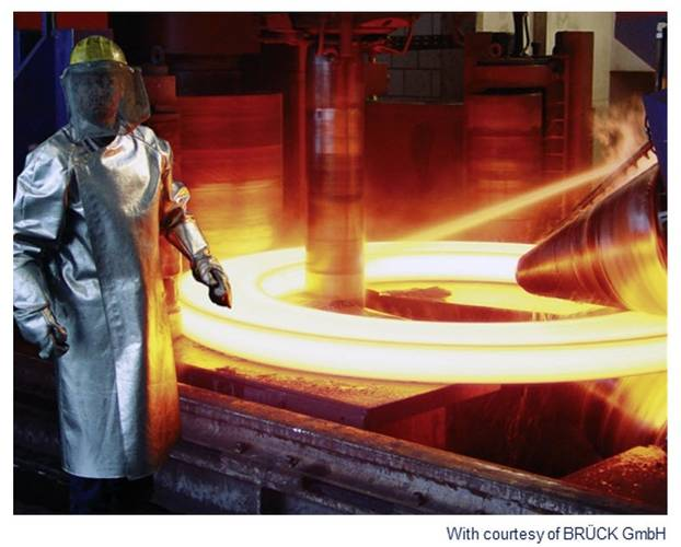 Subsea forgings (Photo: DNV GL)